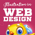 Post thumbnail of Illustration in Web Design – 31 Fresh Examples