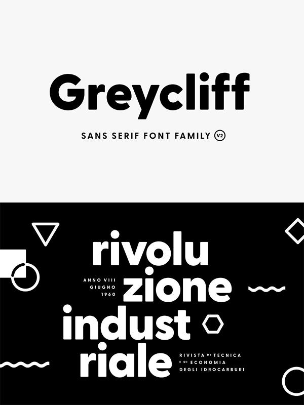 Geometric Sans Font