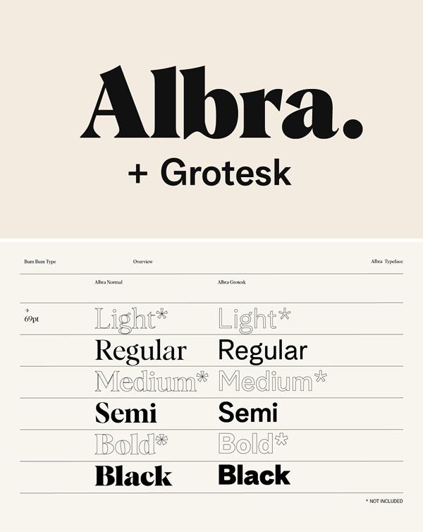Albra Branding Collection