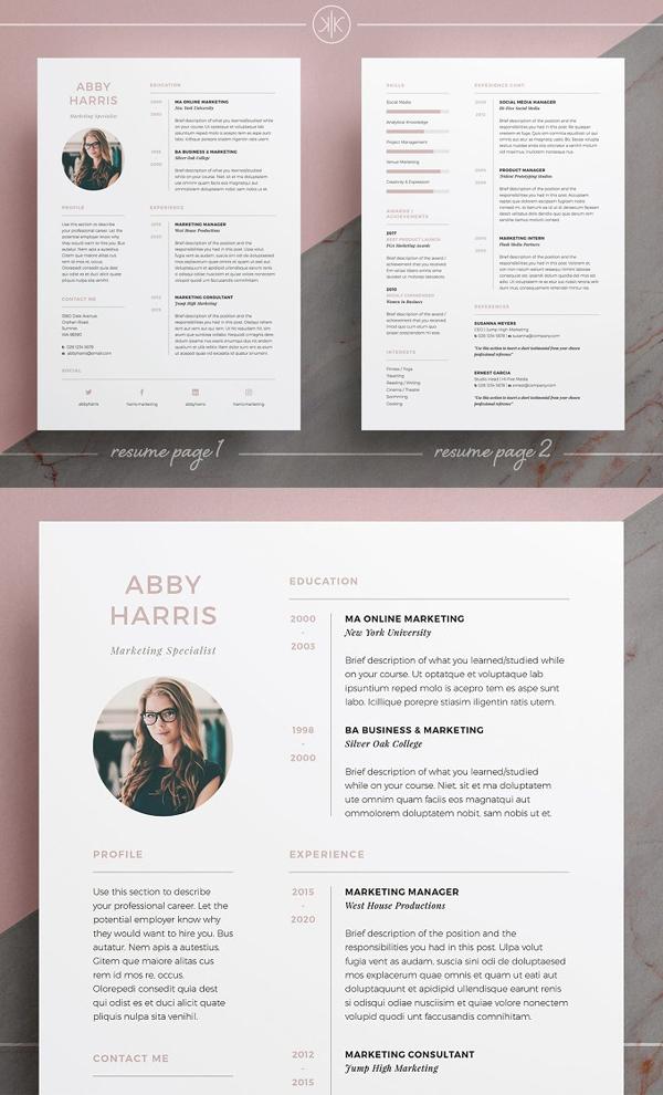 Resume / CV   Abby