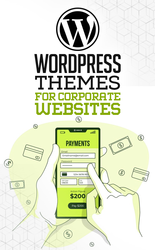 28 Best WordPress Themes for Corporate Websites