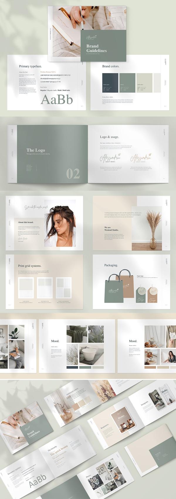 Alessandria - Brand Guidelines