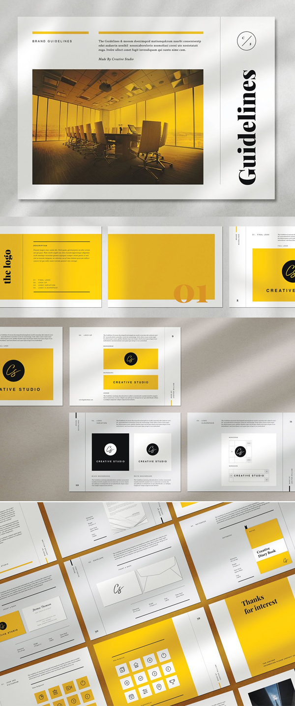 Clean Brand Guidelines
