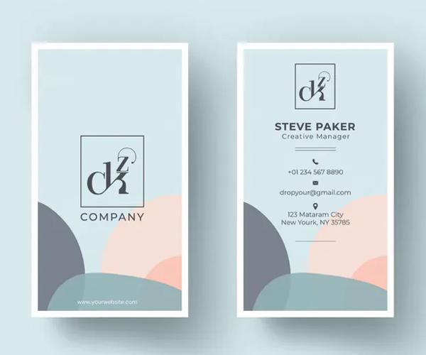 Design Visiting Card