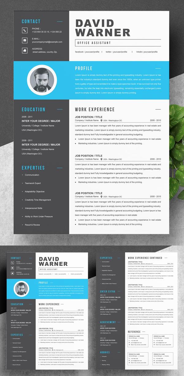 Resume Template | Professional CV