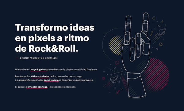 Web Design: 35 Creative UI/UX Websites for Inspiration - 2