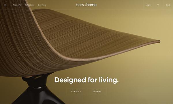 Web Design: 35 Creative UI/UX Websites for Inspiration - 24