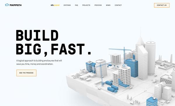 Web Design: 35 Creative UI/UX Websites for Inspiration - 26
