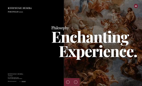Web Design: 35 Creative UI/UX Websites for Inspiration - 27