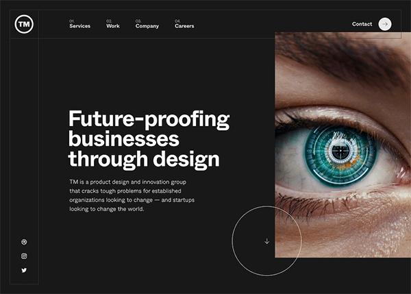 Web Design: 35 Creative UI/UX Websites for Inspiration - 35