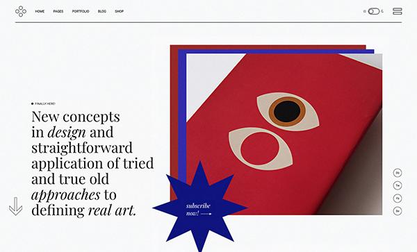 Web Design: 35 Creative UI/UX Websites for Inspiration - 9