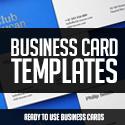 Post Thumbnail of Business Card Templates – 31 Inspiring Design
