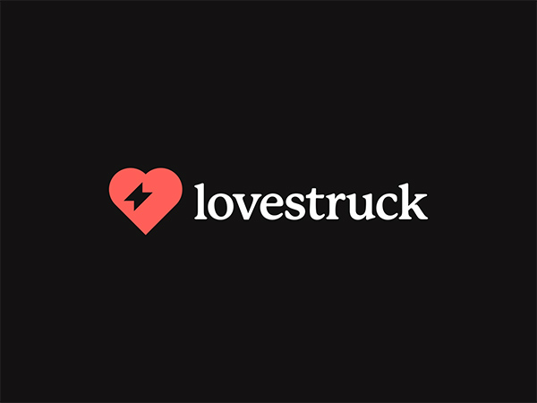 Lovestruck Logo Design Concept