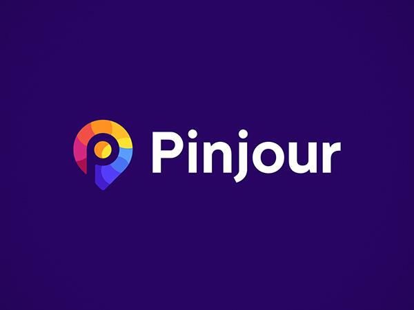 Pinjour Logo Design