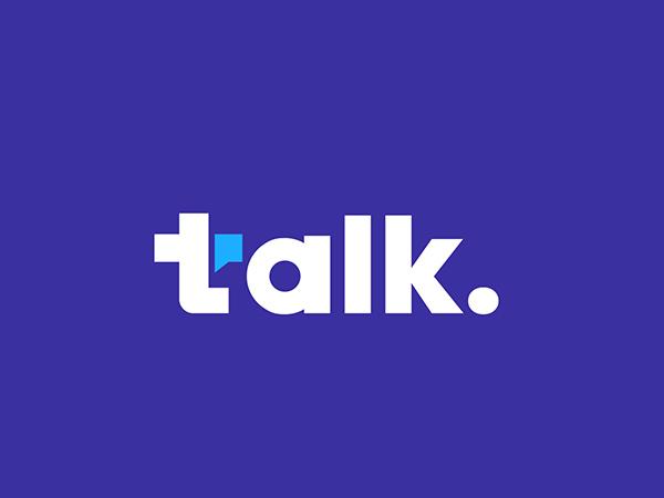 Talk Logo Design