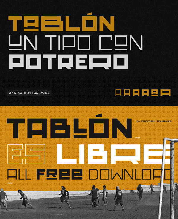 100 Greatest Free Fonts For 2021 - 96