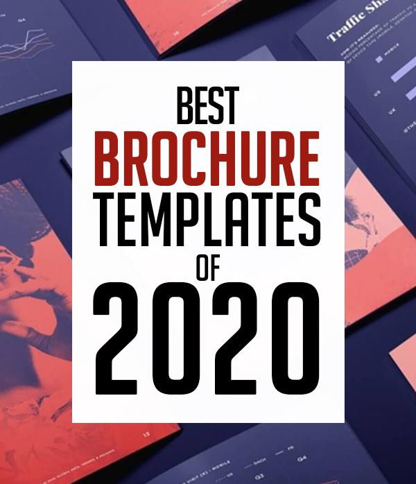 50 Best Brochure Templates Of 2020