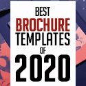 Post thumbnail of 50 Best Brochure Templates Of 2020