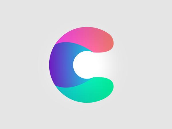 Cenexy Colorful Logo Design