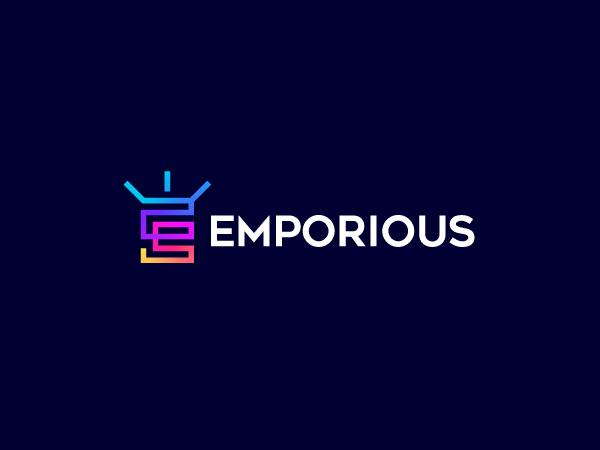 Colorful Letter Logo Design