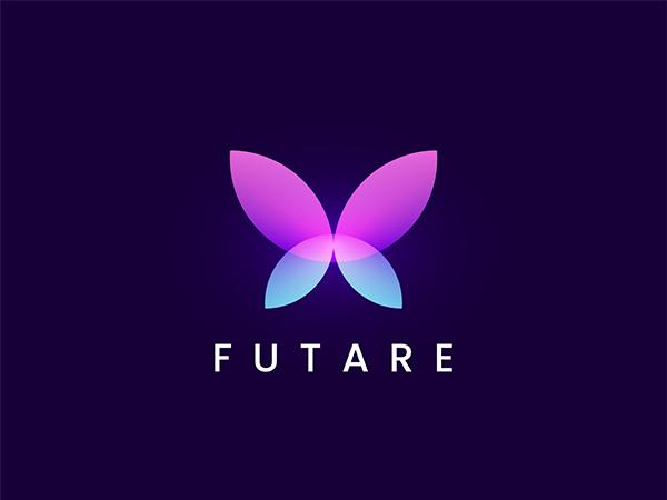 Futare Colorful Logo Design