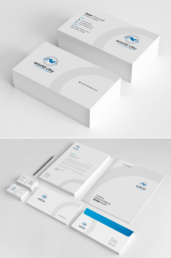 Clean Stationery Pack