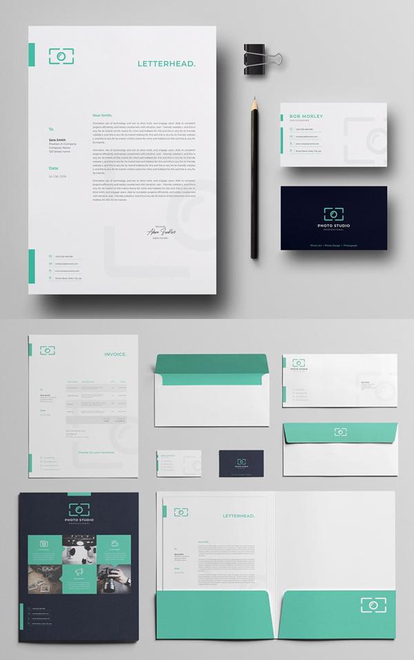 Corporate Identity - Photo Studio