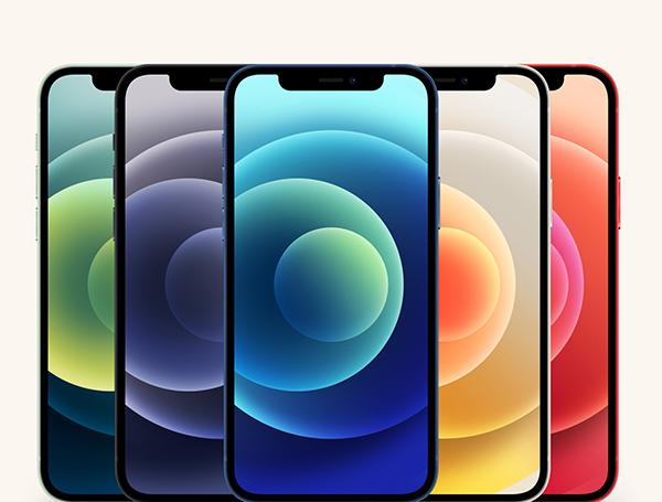 Free Psd iPhone 12 Mockup Set