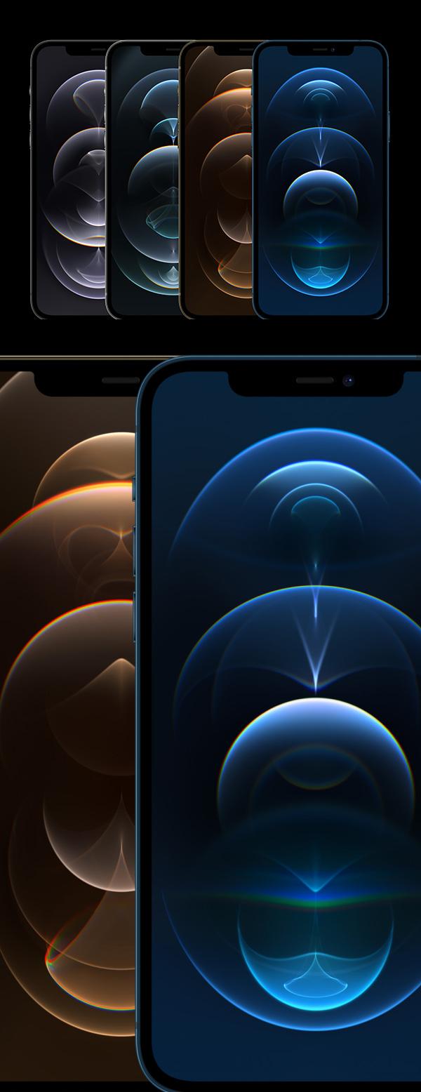 Free Psd iPhone 12 Pro Mockup Set