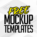 Post thumbnail of Free PSD Mockups: 28 Useful MockUp Templates