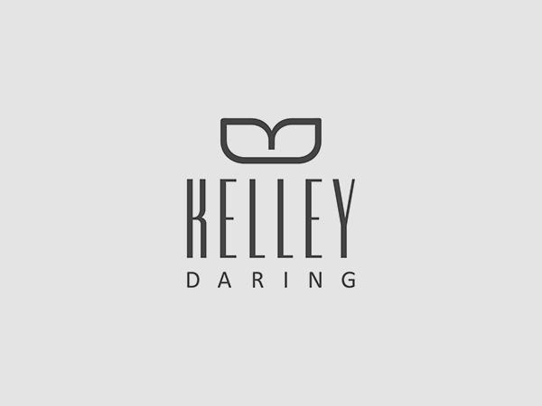 Kelley Daring Logo Design by  Navera Aftab