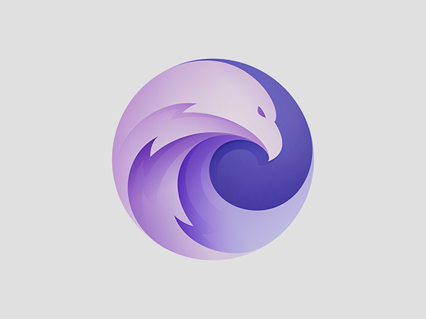 Eagle Logo by Yoga Perdana