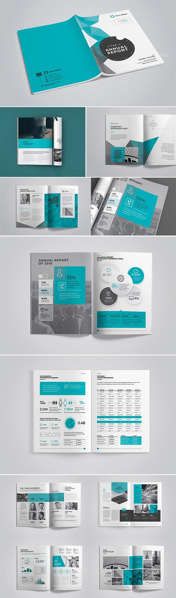 Annual Report Brochure
