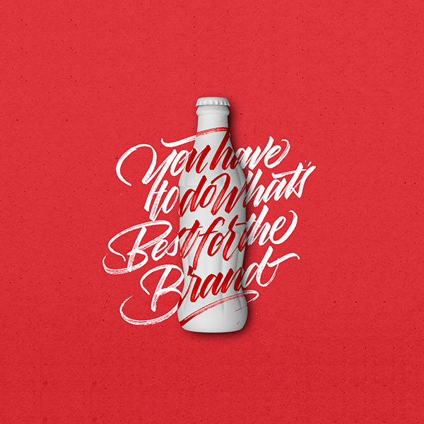 Remarkable Calligraphy and Lettering Designs for Inspiration - 10