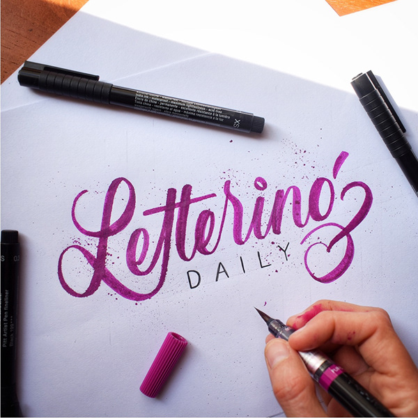 Remarkable Calligraphy and Lettering Designs for Inspiration - 8