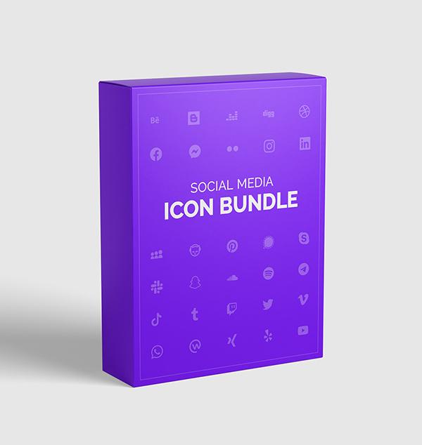 Free Social Media Icon Bundle
