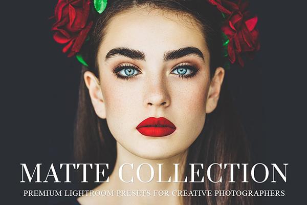 Matte Lightroom Presets Premium