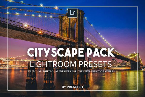 Pro Cityscape Lightroom Presets