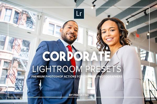 Corporate Lightroom Presets