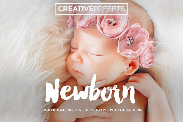 30+ Newborn Lightroom Presets
