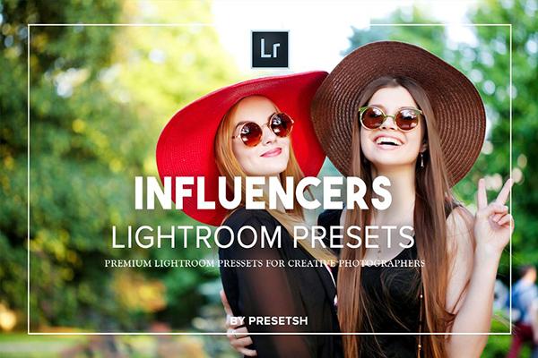 Influencers Lightroom Presets
