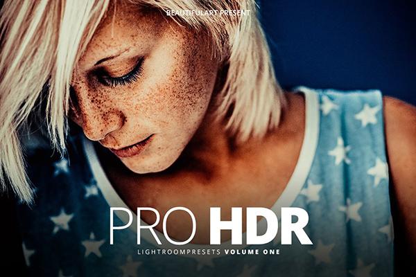 Pro HDR Lightroom Presets