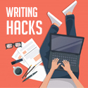 Post thumbnail of 15 Great Writing Hacks Every Creative Writer And Blogger Needs To Know