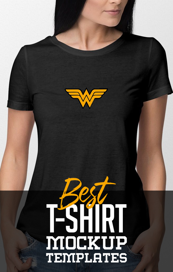 22 Best T-Shirt Mockup Templates