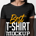 Post thumbnail of 22 Best T-Shirt Mockup Templates