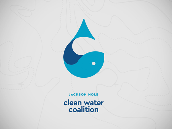 Clean Water Coalition Logo & Branding by TMBR
