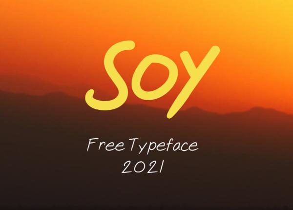 SOY Free Font