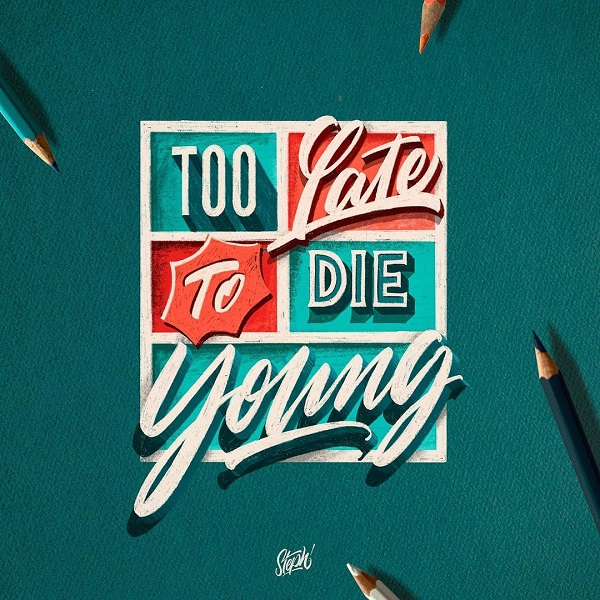 30 Remarkable Lettering Quotes and Typography Designs for Inspiration - 11