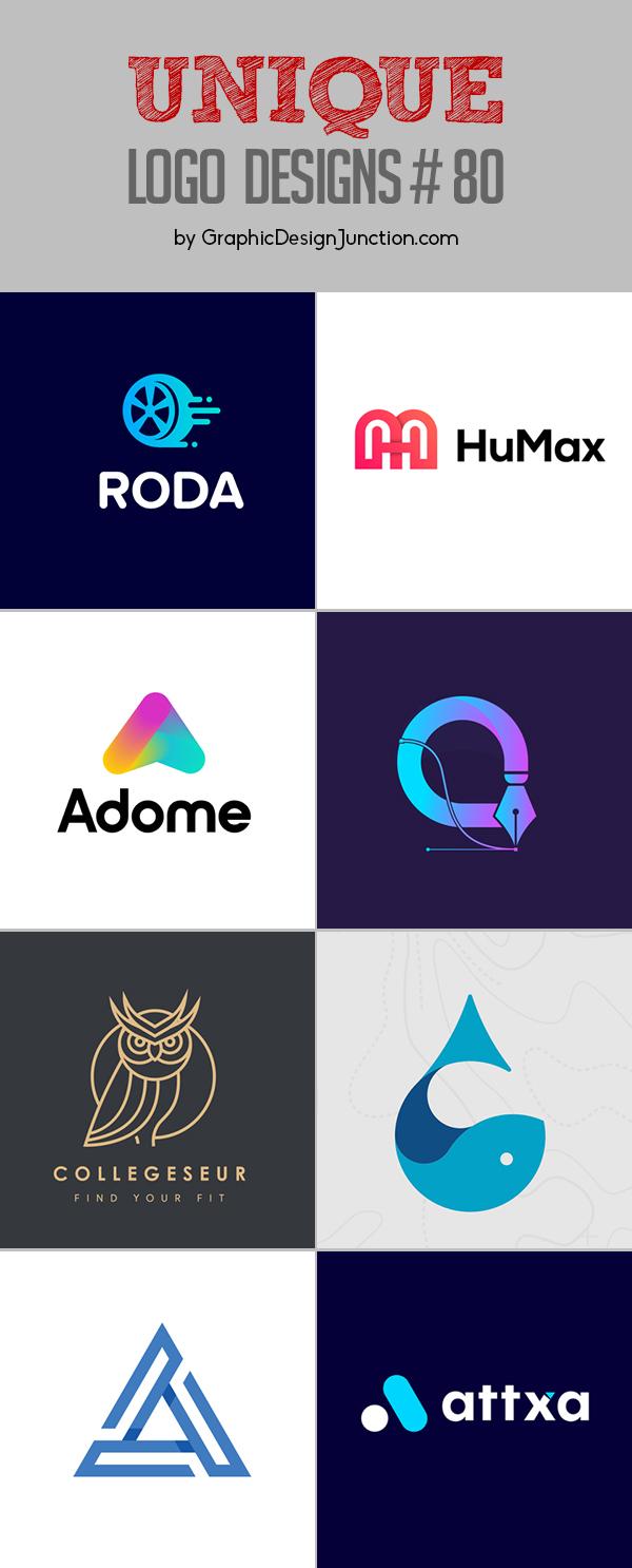 Logo Designs – 23 Unique Logos for Inspiration #80