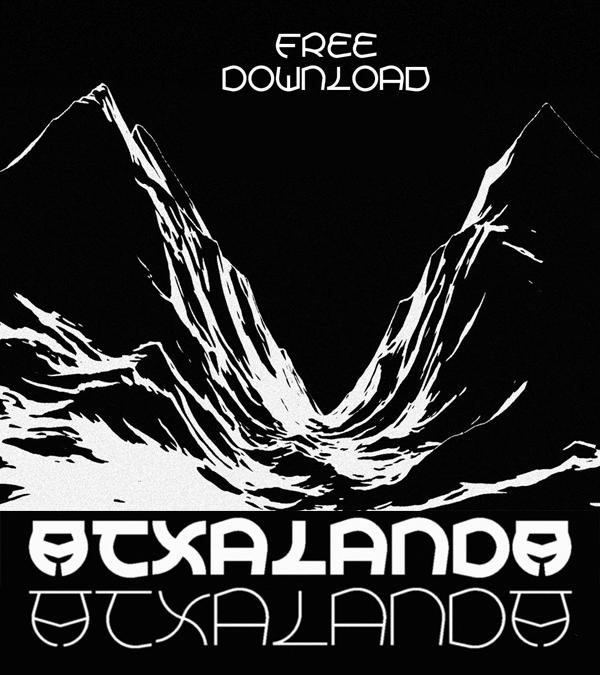 Atxalanda Free Font
